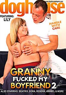 Granny Fucked My Boyfriend Vol. 2 Box Cover