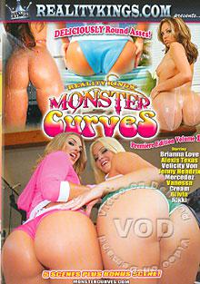 Monster Curves Box Cover