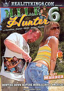 MILF Hunter 6 Box Cover