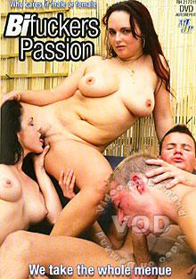 Bifuckers Passion - We Take The Whole Menu Box Cover