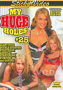 My Huge Holes #25 Box Cover