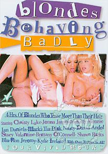 Blondes Behaving Badly Box Cover