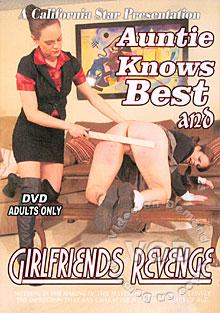Auntie Knows Best And Girlfriends Revenge Box Cover