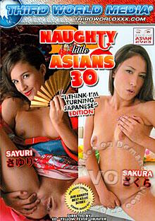 Naughty Little Asians 30 Box Cover