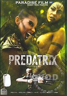 Predatrix Box Cover