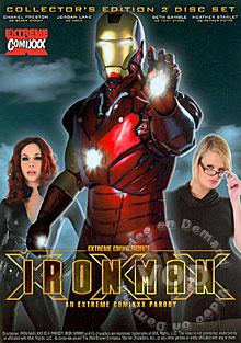 Iron Man XXX: An Extreme Comixxx Parody