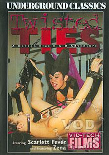 Twisted Ties Box Cover
