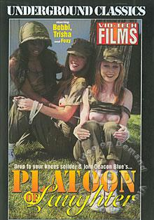 Platoon Of Laughter Box Cover