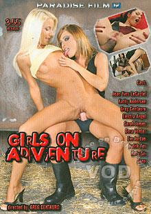 Girls On Adventure Box Cover