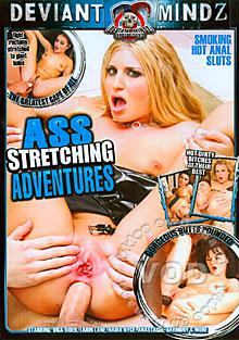 Ass Stretching Adventures Box Cover