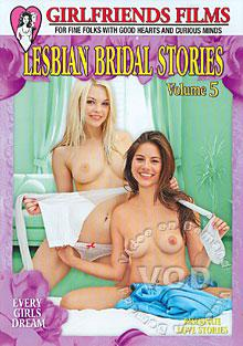 Lesbian Bridal Stories 5 Box Cover