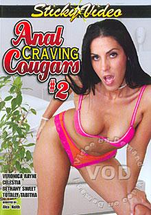 Anal Craving Cougars #2 Box Cover