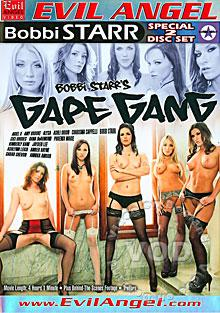 Gape Gang (Disc 1) Box Cover