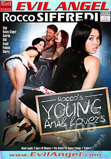 Rocco's Young Anal Lovers Box Cover