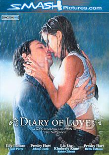 Diary Of Love Box Cover