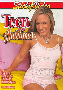 Teen Ambitions Box Cover