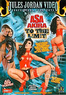 Asa Akira - To The Limit Box Cover