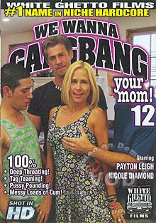 We Wanna Gangbang Your Mom! 12 Box Cover
