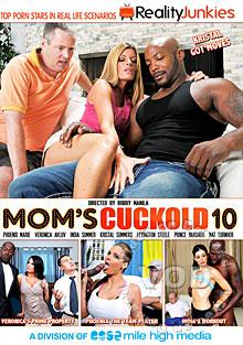 Mom's Cuckold 10 Box Cover