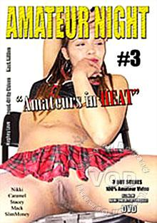 Amateur Night #3 Box Cover