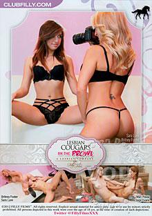 Lesbian Cougars On The Prowl Box Cover