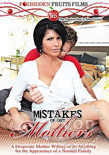 Mistakes Of Our Mothers Box Cover