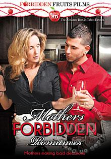 Mother's Forbidden Romances Box Cover