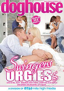 Swingers Orgies 5 The movie Picture Front Cover