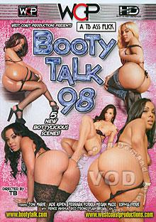 Booty Talk 98 Box Cover