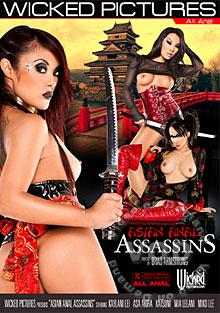Asian Anal Assassins Box Cover