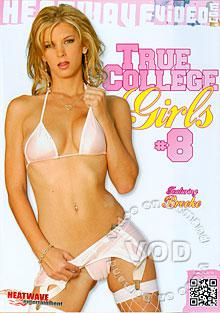 True College Girls #8 Box Cover