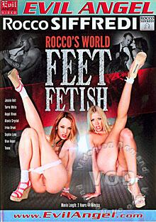 Rocco's World: Feet Fetish Box Cover