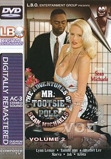The Adventures Of Mr. Tootsie Pole - Volume 2 Box Cover