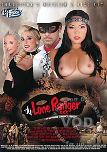 The Lone Ranger XXX Box Cover