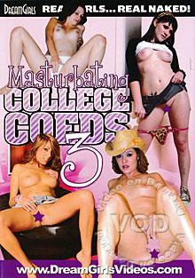 Masturbating College Coeds 3