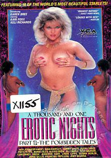 1001 erotic nights part ii the forbidden tales 1988 1