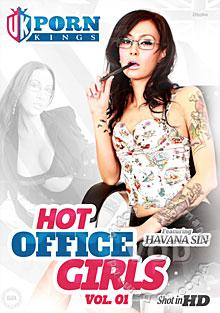 Hot Office Girls Box Cover