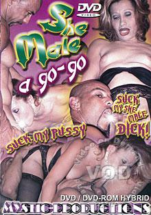 She-Male A Go-Go Box Cover