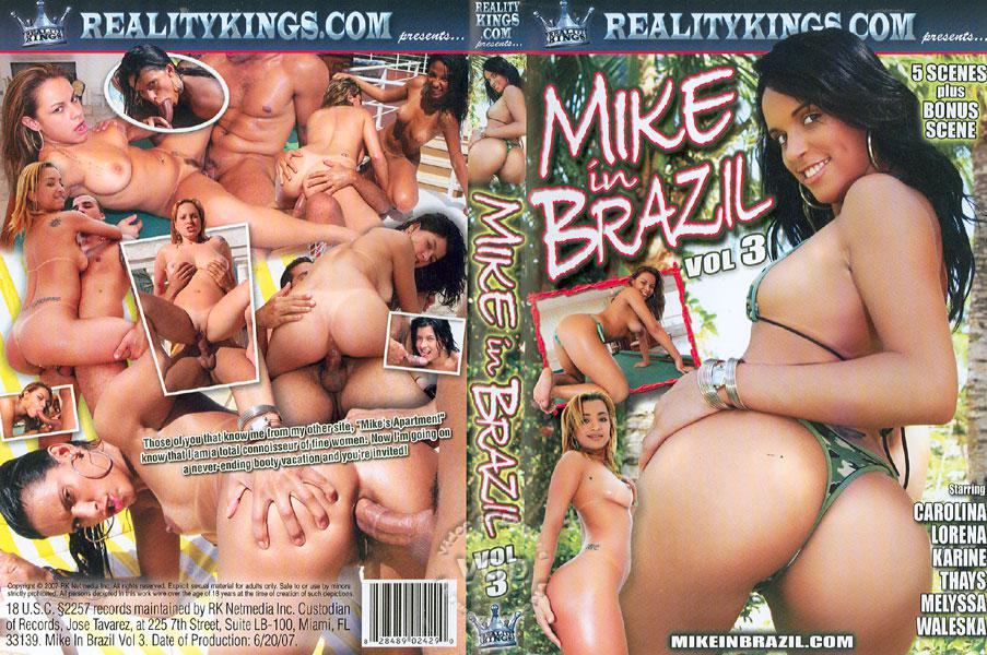 Mike In Brazil Vol 3