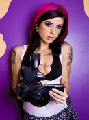 Porn star: Joanna Angel