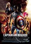 Video: Captain America XXX - An Axel Parody